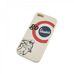 Funda iPhone 5 crema